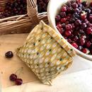 Le temps des cerises... 🍒 🍒 🍒 #cerise #emballagereutilisable #beeswrap #slowfood #0dechet #reutilisable #piquenique #ecolo #slowandco #madeinannecy